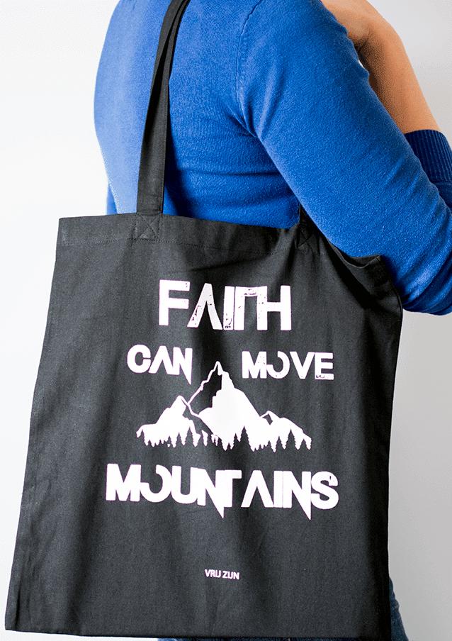 Tas - Faith can move mountains