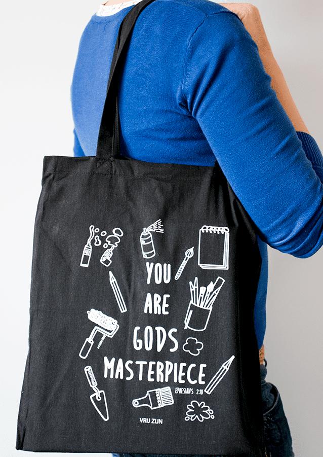 Tas - You are Gods masterpiece
